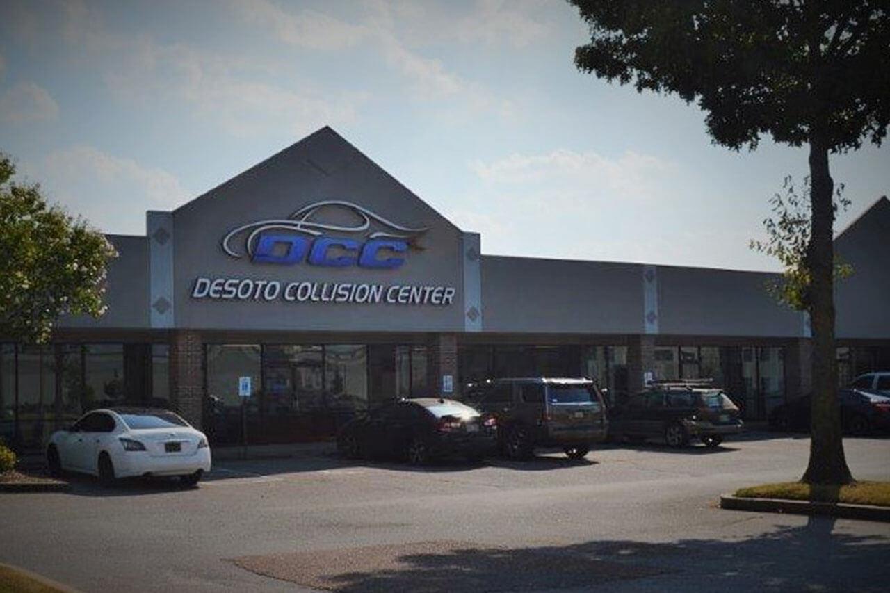 Wolfchase Desoto Collision Center